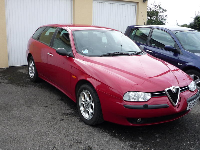 alfa romeo 156 sportwagon 2 0 twin spark for sale. Black Bedroom Furniture Sets. Home Design Ideas