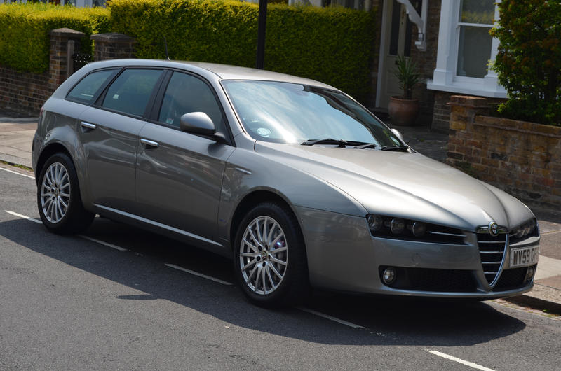 alfa romeo 159 sportwagon 2 4 jtdm q tronic for sale. Black Bedroom Furniture Sets. Home Design Ideas