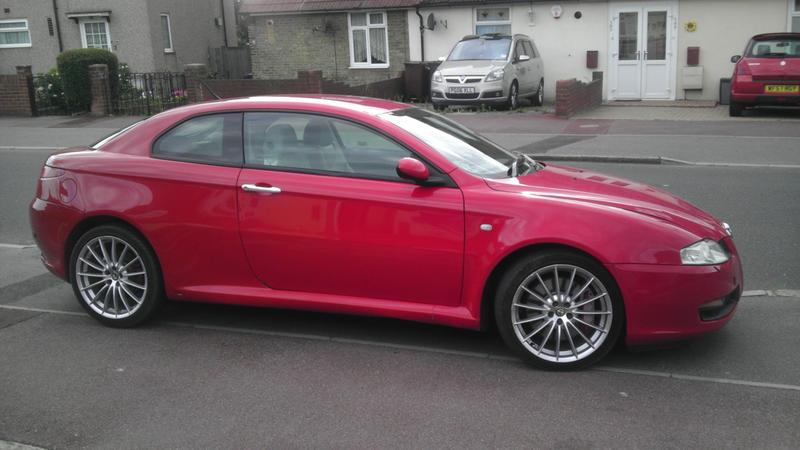 Alfa Romeo Gt 3 2 For Sale
