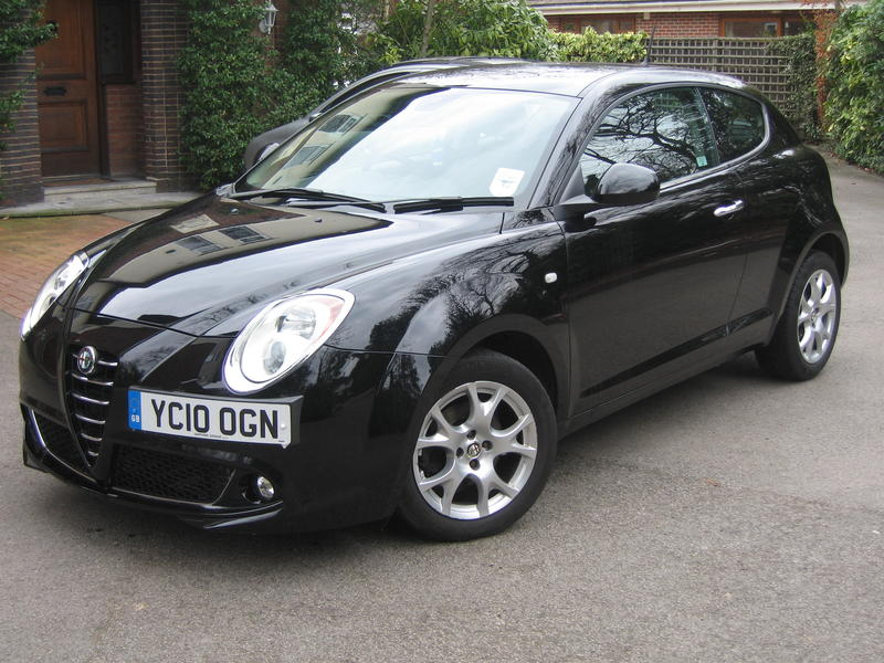 alfa romeo mito 1 4 multiair 135 bhp for sale. Black Bedroom Furniture Sets. Home Design Ideas