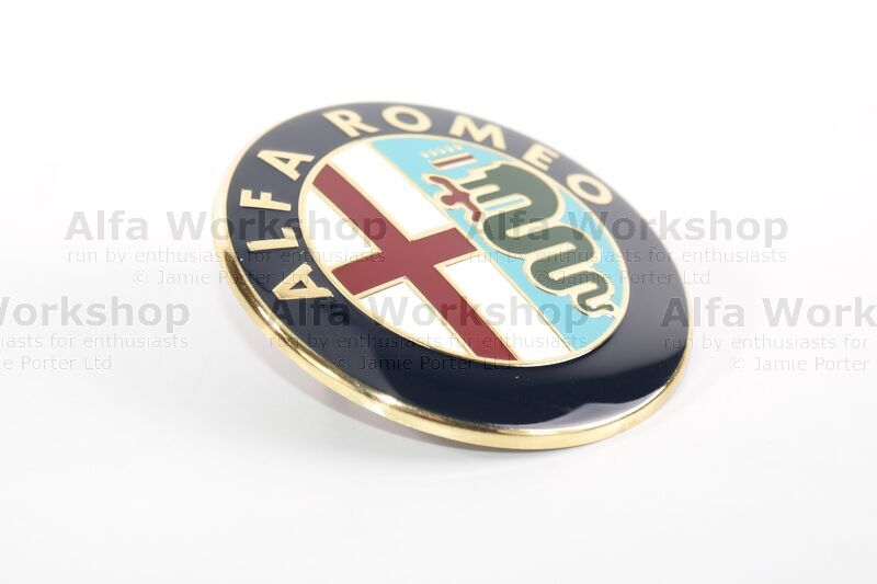 Alfa Romeo GTV Badge