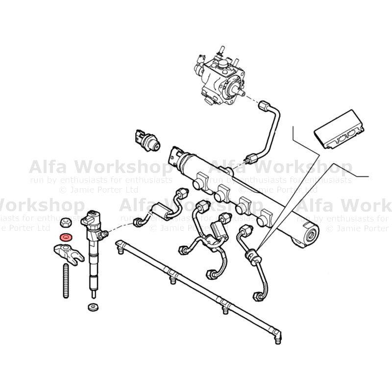 Alfa Romeo Injector