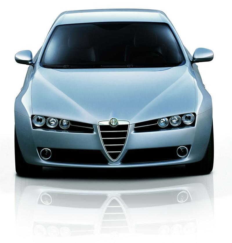 Alfa Romeo 159 Review