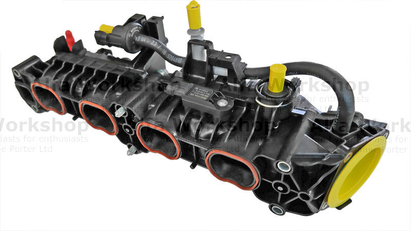 Alfa Romeo 4C Intake manifold