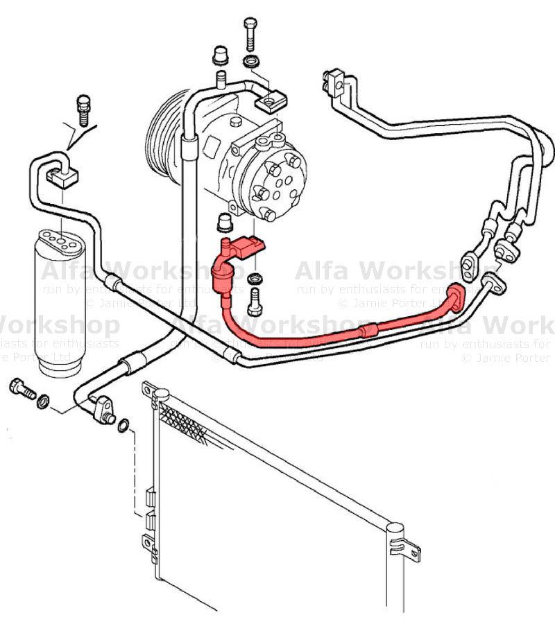 Alfa Romeo 156 Air Conditioning
