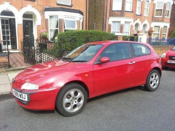 Alfa Romeo 147 2 0 Ts Selespeed Lusso For Sale