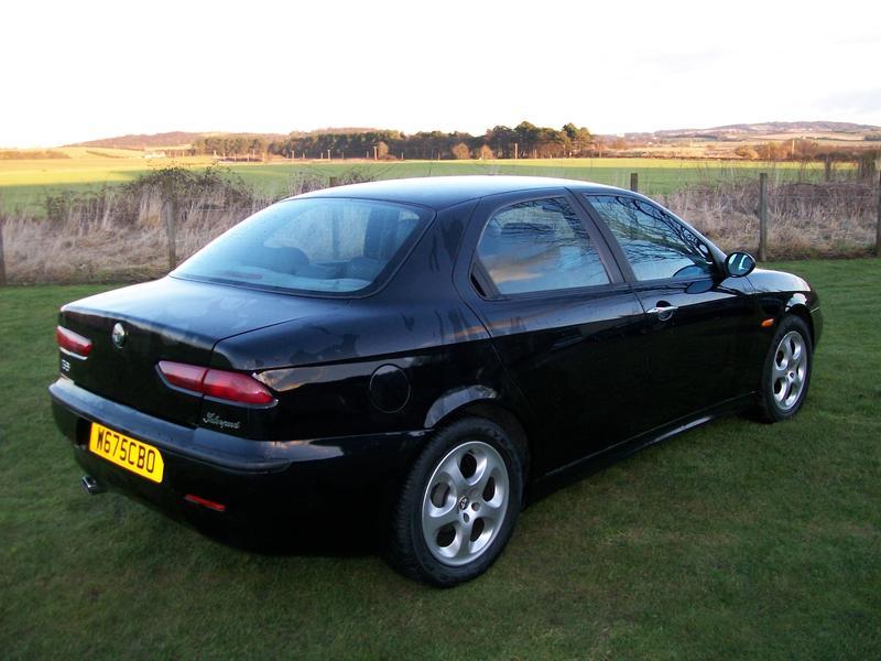 Alfa Romeo 156 2.0 Selesd For Sale