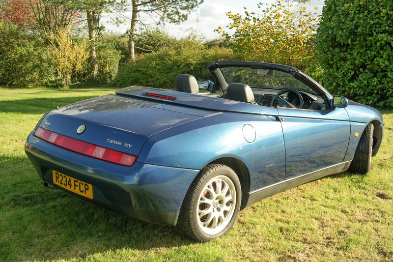 alfa romeo spider 2 0 twin spark for sale rh alfaworkshop co uk 1998 Alfa Romeo GTV 1998 Alfa Romeo GTV